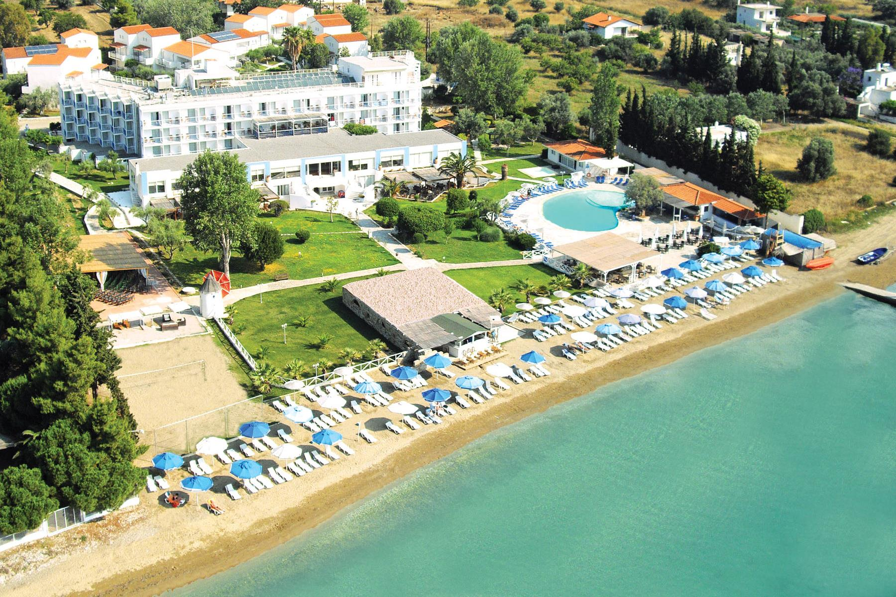 Διακοπές στο Grand Bleu Sea Resort 3* Superior στην Ερέτρια | Imagination  Travel