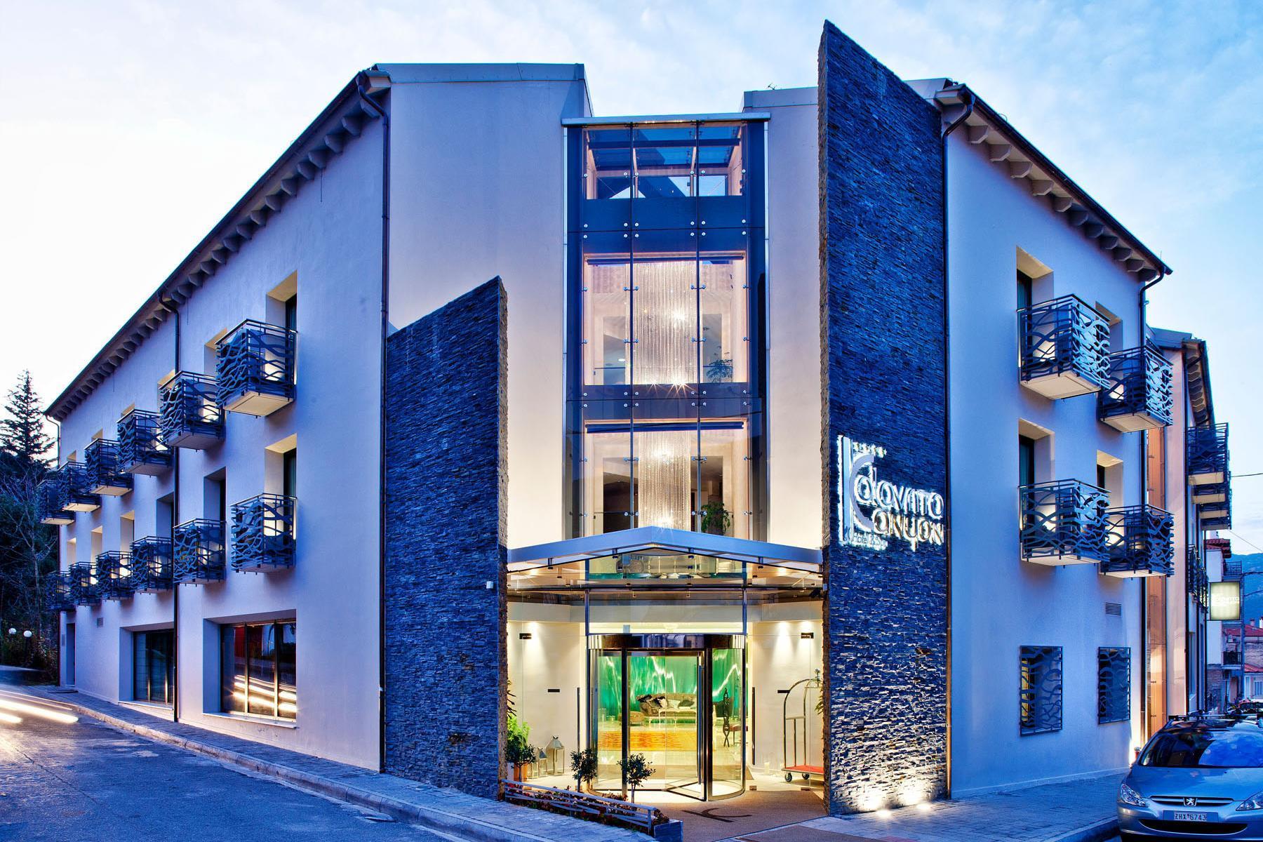 Kalavrita Canyon Hotel & Spa 4* Sup. στα Καλάβρυτα