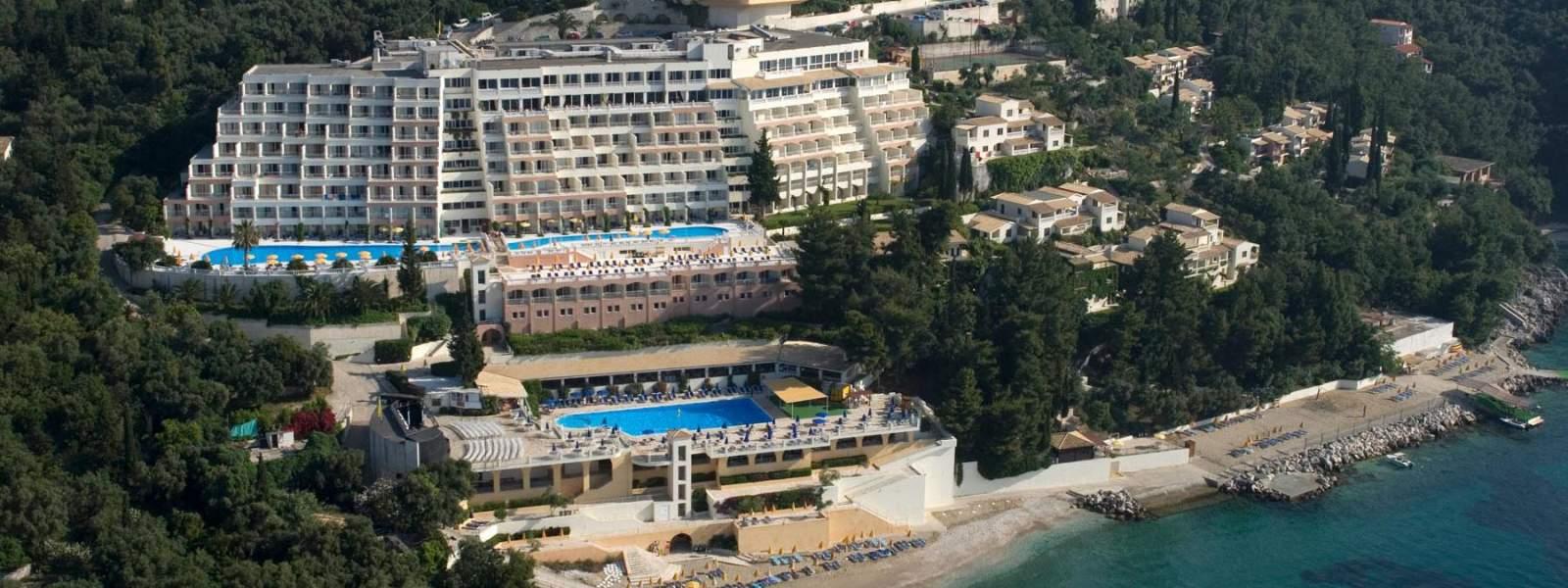 Διακοπές στο ξενοδοχείο Sunshine Corfu Hotel & Spa 4* στην