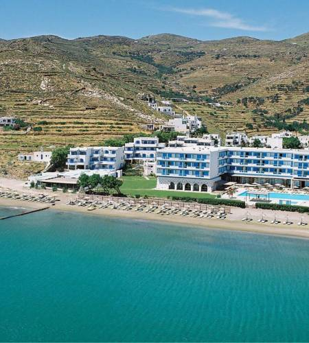 Tinos Beach summer vacations